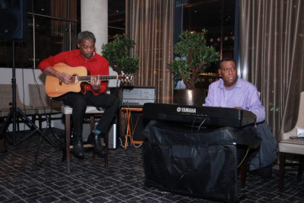 Clive Diviney & JJ Forde